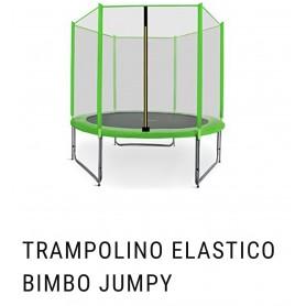 Trampolino elastico jumpy